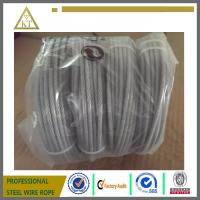 Cheap 7x19 wire rope aircraft cable with pvc bag wholesale