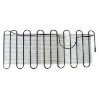 Cheap CFC - free, low carbon tube heat exchanger Bundy Tube Condenser, wire on pipe condenser for refrigerator wholesale