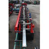 Cheap Customized C Z Purlin Roll Forming Machine wholesale