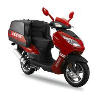 Cheap 4 Stroke 150CC Gas Powered Motor Scooters wholesale