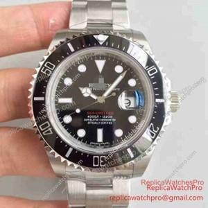 Cheap In stock 43mm Replica Rolex Sea Dweller Watch - 126600 wholesale