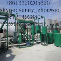 Cheap ZSA Black Oil Extraction Equipment,Oil Distillation Equipment  to base oil Manufacturer wholesale