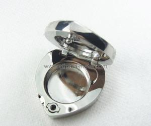 Cheap Heart Metal Solid Perfume Case Metal Solid Perfume Case Heart Solid Perfume Case OEM Solid Perfume Case wholesale