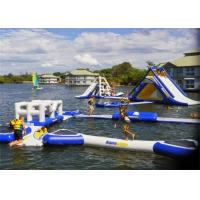 China Durable Giant Airtight Outdoor Inflatable Water Toys For Kids , EN14960 on sale