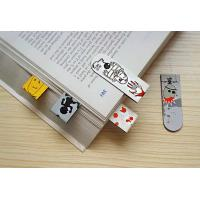 Cheap Promotional Magnetic Bookmark wholesale