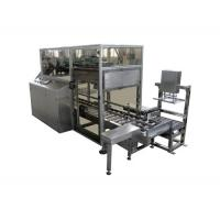 Cheap Touch Panel Control Filling Capping Machine Automatic Case Filling Machine For Soft Bag wholesale