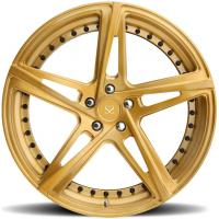China 20inch Rims Bronze Customized  2-PC Forged Alloy Rims For Maserati / Rim 20 Forged Alloy Wheels Made of 6061-T6 Rims on sale