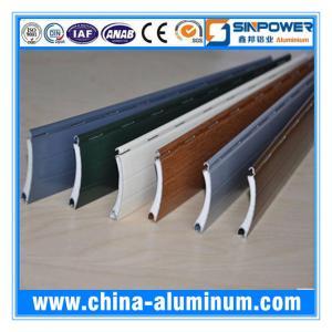Cheap Powder Coating Aluminium Profile for Construction and Decoration wholesale