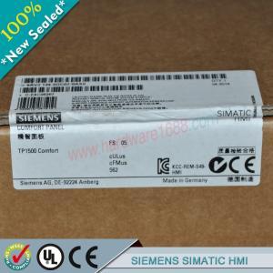 Cheap SIEMENS SIMATIC HMI 6AV2124-0MC01-0AX0 / 6AV21240MC010AX0 wholesale