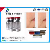 99% Purity Cosmetic Snap-8 Peptide/ Acetyl Octapeptide-3 Peptide For Anti-wrinkles With 5mg/vial 868844-74-0