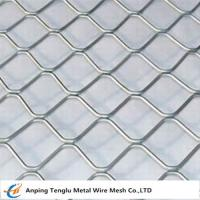 Cheap Aluminum Diamond Grille for Security Window/Doors Mesh | 67 mmx84 mm wholesale