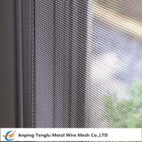 Cheap Stainless Steel Insect Screen Mesh|14~20 mesh by Stainless Steel Wire For Window/Door wholesale