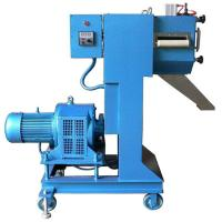 Cheap Low Noise Plastic Pellet Extruder Machine / Granulation Equipments For Waste Filament Cutting System wholesale