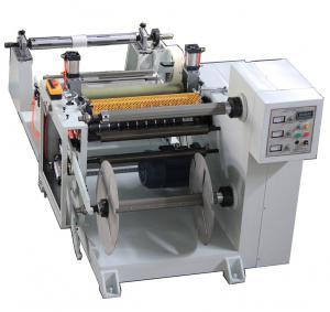 Cheap Roll Foam Tape, Paper Label, Film Automatic Slitting Rewinding Machine max width 650mm wholesale