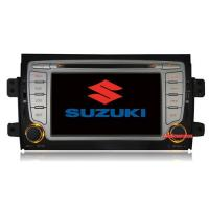 Cheap SUZUKI SX4 car dvd player with gps navigation system wholesale