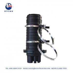 Cheap PP Pole Mounting FTTH Fiber Optic Splice Closure wholesale