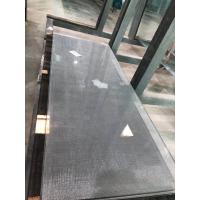 Cheap Metal Coated Polyester Mesh Glass Laminate wholesale