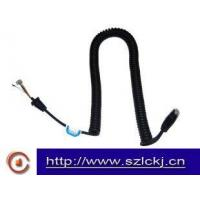 Cheap Indoor Telephone Handset Coil cable ( flat cable) wholesale