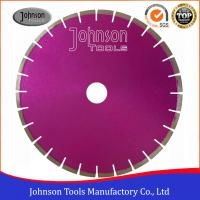 """Cheap 16"""" Laser Welded Diamond Blades For Cutting Hard Granite 400mm wholesale"""
