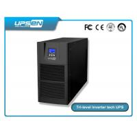 Cheap High Frequency Online UPS 6Kva and 10Kva with Three Level Inverter tech and low price for sale