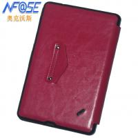 Cheap Folio Acer Iconia B1-A71 Acer Tablet Leather Case With Stand Foldable Red wholesale