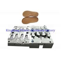 Buy cheap EVA shoe sole die , EVA out sole injection die for King steel machine, EVA slipper die for molding machine from wholesalers