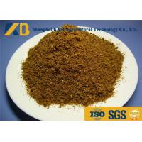 Natural Feed Additive Fish Meal Powder OEM Brand For Cattle Horse Pet