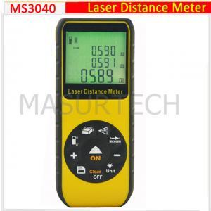 Cheap Digital Laser Distance Meter Laser Rangefinder 40 meter MS3040 wholesale