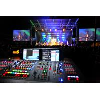 Buy cheap 1R1G1B SMD Stage Music Eachinled Outdoor Rental Led Screen P4.8 AC110-220V from wholesalers