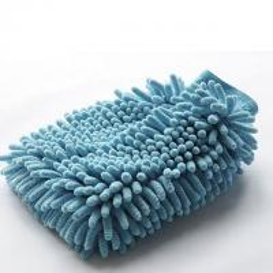 Cheap Chenille Microfiber Car Cleaning Mitt Car Washing Gloves Wash Mitt wholesale