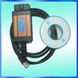 Cheap Ford Car Diagnostic Scanner Connect With Usb , Diagnostic Instrument wholesale