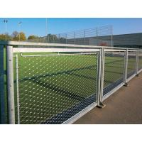 Buy cheap Durable Stainless Steel Cable Mesh , Flexible Wire Mesh For Balustrade Railing from wholesalers