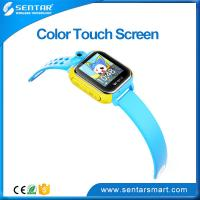Cheap 2016 new design V83 realtime tracking kids watches Small & powerful function 3g gps tracker watch wholesale