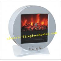 Cheap Energy Saving Portable square Desktop Electric Fireplace 50Hz / 60Hz 20-30m2 wholesale