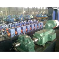 Cheap High Precision ERW Tube Mill HF Welding Run Out Table Adjustable Size wholesale