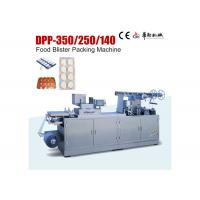 Cheap Cheese Food Packaging Machine , Blister Packaging Machines wholesale