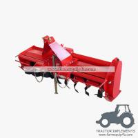Cheap TL135 Farm equipment tractor 3point Rotary Tillers wholesale