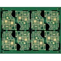 Cheap Multilayer PCB with Gold Finger Multi-Layer Flex PCB Design High Frequency Pcb wholesale