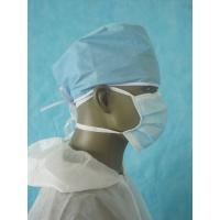 Cheap Non Woven Tie on type surgical face mask wholesale