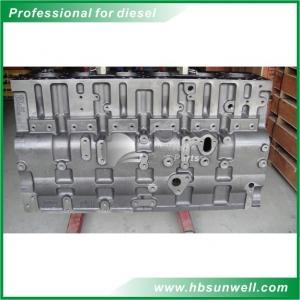 Cheap Original/Aftermarket  High quality Dongfeng Cummins 6BT5.9 diesel engine parts cylinder block 3928797 wholesale