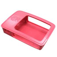 China Red Lightweight Plastic Molded Products LKM Mold Base For Home Application on sale
