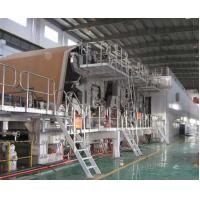 Cheap Culture Paper Machine for White Paper, Print Paper, Newspaper wholesale