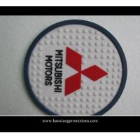 Cheap Silicone coaster, custom rubber coaster, 2D/ 3D PVC paper coasters for beer wholesale