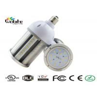 Buy cheap Aluminum E27 E40 27W Corn LED Light Bulbs Bright White AC85V - 265V from wholesalers