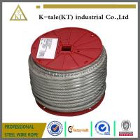 Cheap Loos Stainless Steel 302/304 Wire Rope wholesale
