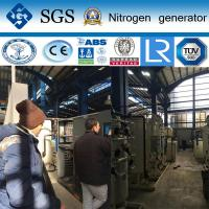 Cheap SINCE GAS PN-100-39 CE/ASME/SGS/BV/CCS/ABS verified nitrogen gas generator wholesale