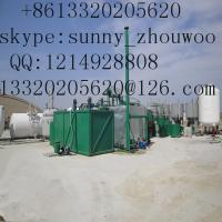 Cheap ZSA-3 vacuum distillation to base oil,car engine oil recovery machine wholesale
