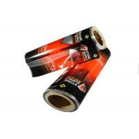 Cheap Flexible Packaging Film Roll PET/BOPP/PE Laminated Custom Printed For Coffee / Tea wholesale