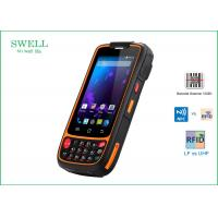 Cheap 1D 2D Scanner mobile phone 16GB Military Spec Smartphone with LF 125KHz 134.2KHz wholesale