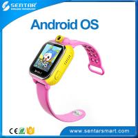 Cheap 2016 kid smart watch V83 GPS Location SOS Call Safe Wristwatch Finder Locator Tracker Watch for Kid Child Anti Lost wholesale